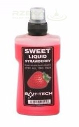 liquid STRAWBERRY TRUSKAWKA Bait-Tech 250ml